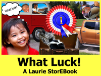 What Luck! LaurieStorEBook