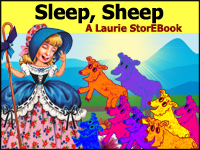 Sleep Sheep LaurieStorEBook