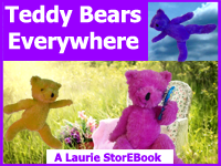 Teddy Bears Everywhere  LaurieStorEBook