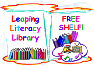 Leaping Literacy Library Free Shelf